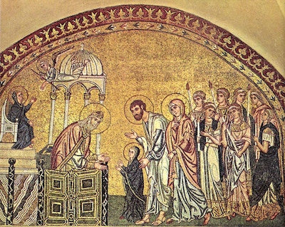 Entrance of Theotokos into the Temple icon (8)