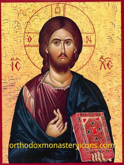 "Jesus Christ ""Pantocrator"" icon(29)"
