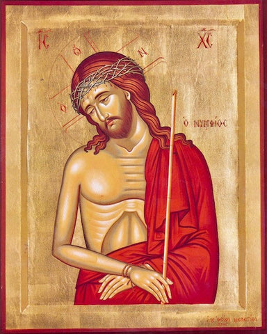 "Jesus Christ ""Bridegroom"" icon (3)"