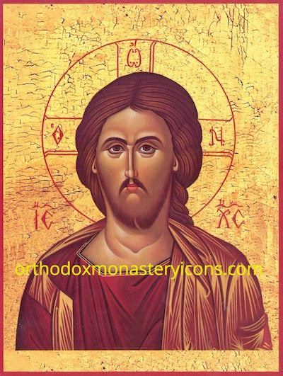 "Jesus Christ ""The Savior"" icon (5)"