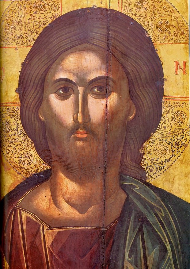 "Jesus Christ ""Pantocrator"" icon (22-1)"