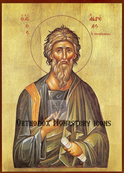 St. Andrew the Apostle icon (1)