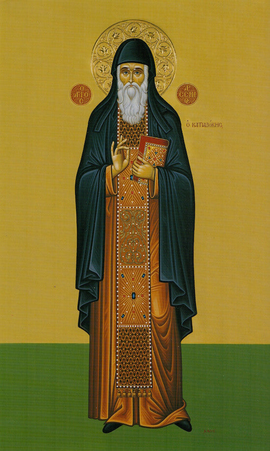 St. Arsenios the Cappadocian icon (3)