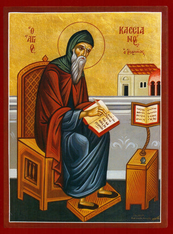 St. Cassian of Rome icon