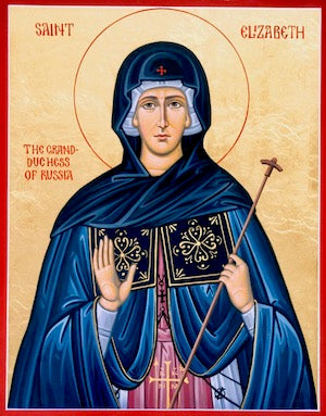 St. Elizabeth, the Grand Duchess of Russia
