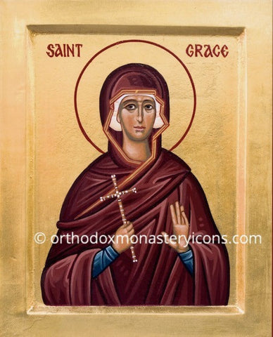 St. Grace the Martyr icon