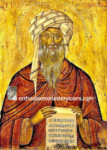 St. John of Damascus icon (3)