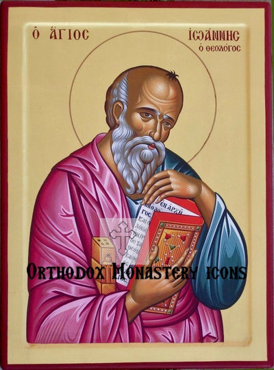 St. John the Apostle, Evangelist and Theologian icon (2)
