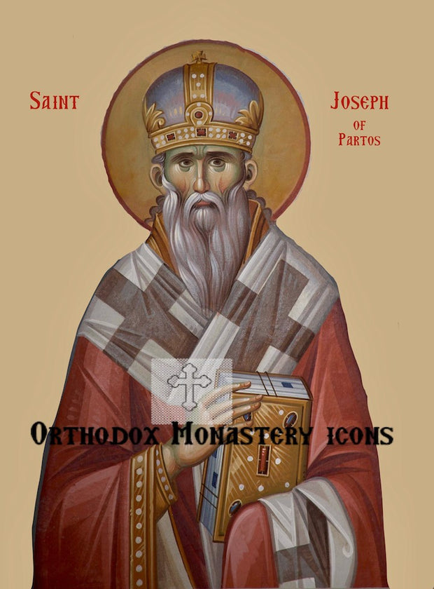 St. Joseph of Patros icon