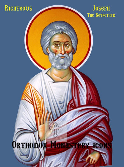 St. Joseph the Betrothed icon (3)