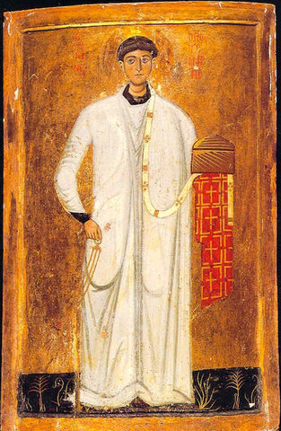 St. Stephen the First Martyr icon (2)