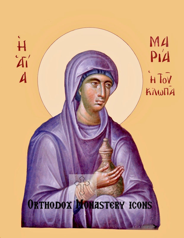 St. Mary of Clopas icon