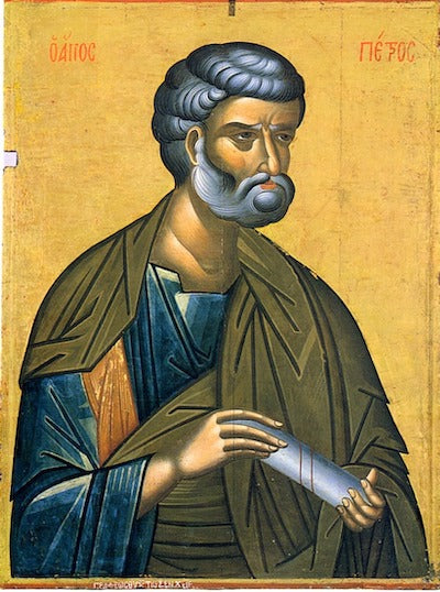 St. Peter the Apostle icon (5)