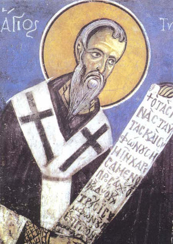St. Tikhon, Bishop of Amathus icon