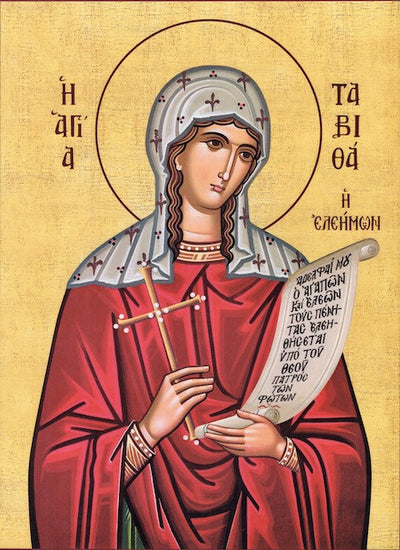 St. Tabitha the Merciful icon