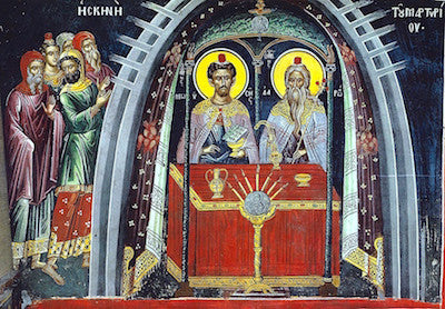 """The Tabernacle"" icon (2)"
