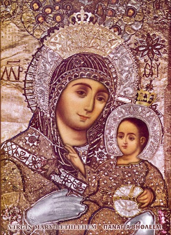 Theotokos of Bethlehem icon
