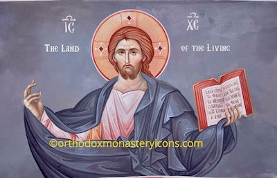 """The Land of the Living"" icon (2)."