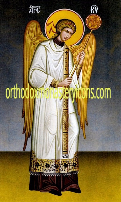 Angel of God icon (5)