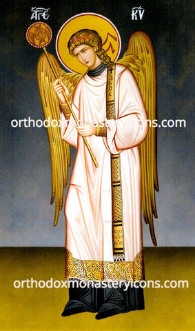 Angel of God icon (6)