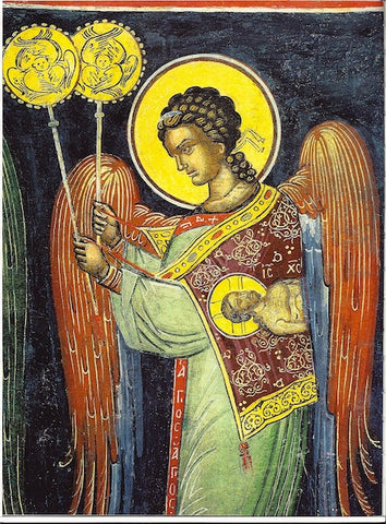 Angel of the Divine Liturgy icon (2)