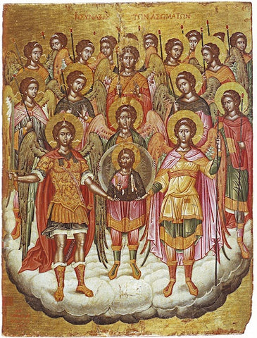 Council of Archangels icon (5)