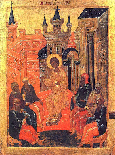 Midfeast of Pentecost icon (2)