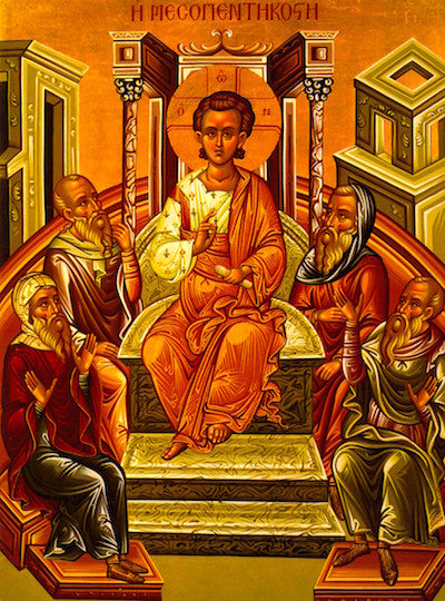 Midfeast of Pentecost icon (1)