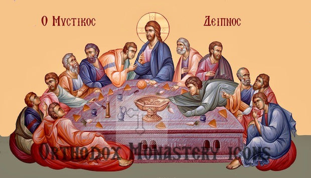 Mystical Supper icon (2)