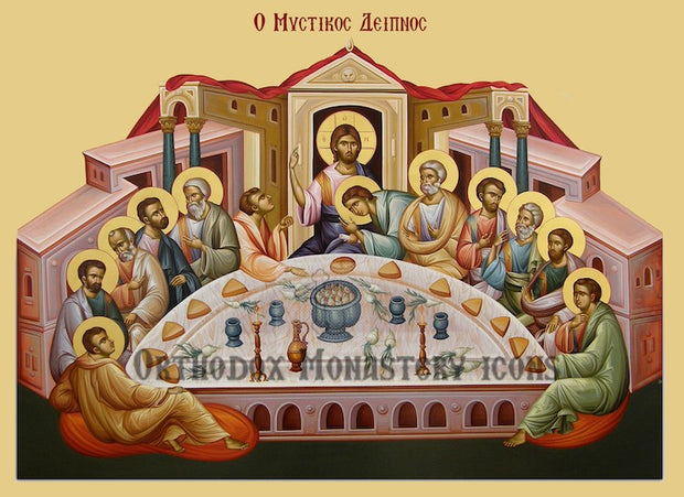 Mystical Supper icon (4)