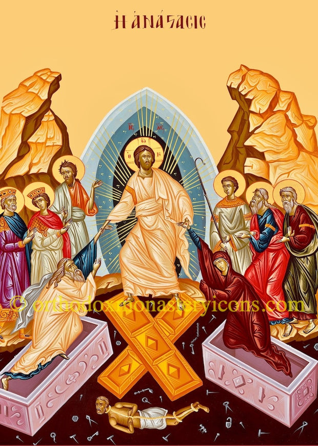 Resurrection icon (2)