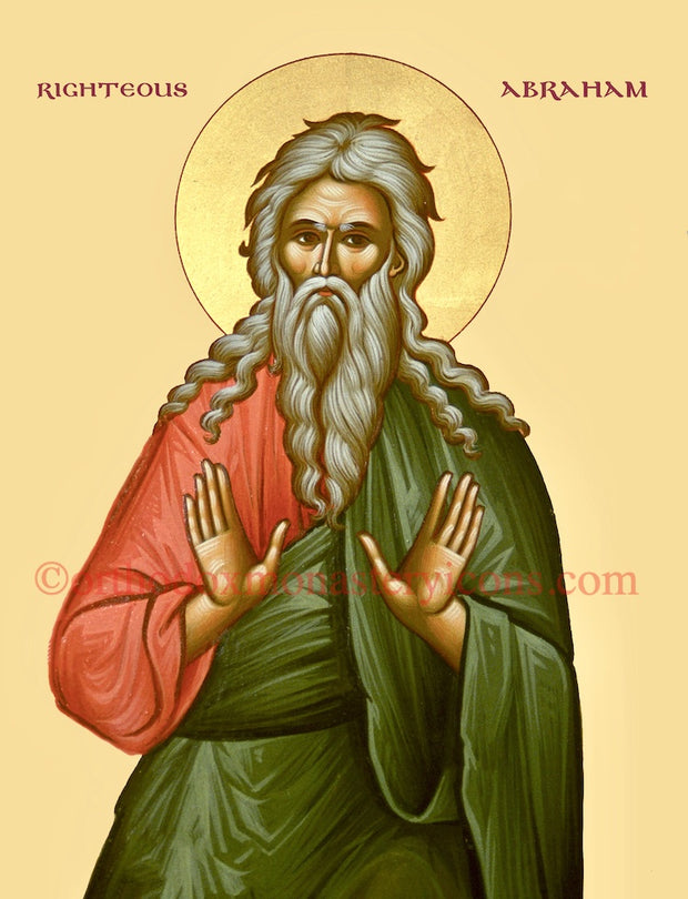 Abraham the Righteous Patriarch icon (2)