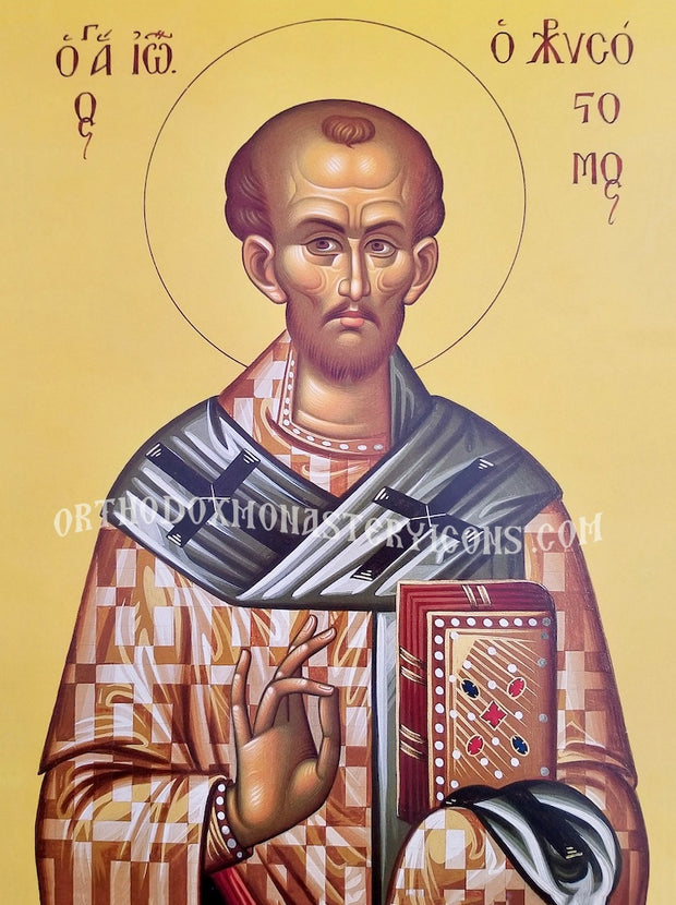 St. John Chrysostom icon (5)