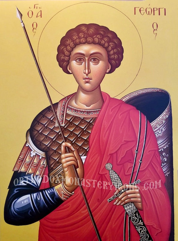 St. George icon (7)