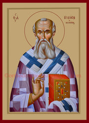 St. Gregory the Theologian icon (2)