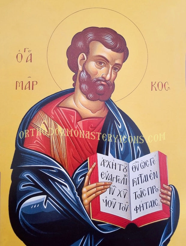 St. Mark the Apostle and Evangelist icon