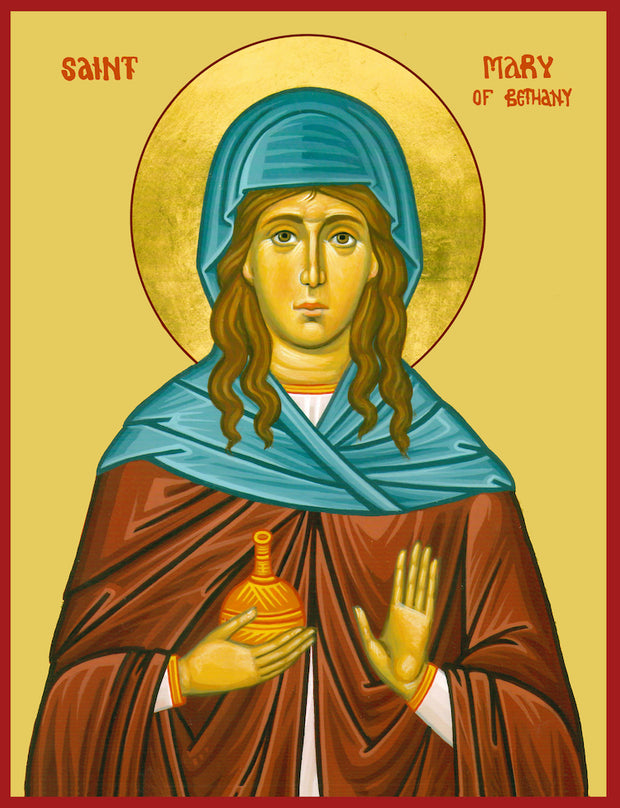 St. Mary of Bethany icon