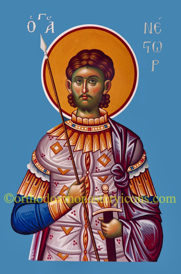 St. Nestor the Martyr (1)