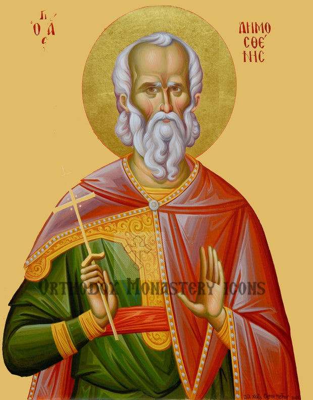 St. Demosthenes the Martyr icon