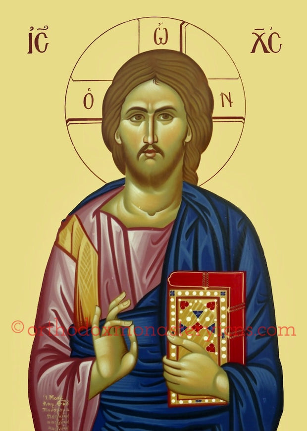 "Jesus Christ ""Blessing"" icon (4)"