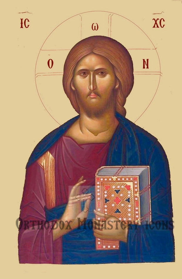 "Jesus Christ ""Pantocrator"" icon ( 7 )"