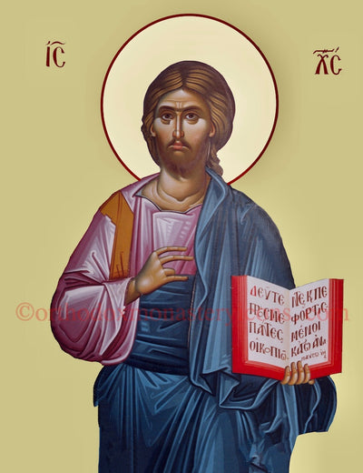 "Jesus Christ ""Blessing"" icon (3)"