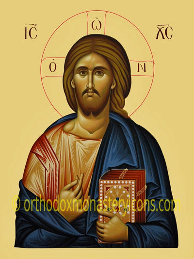 "Jesus Christ ""Blessing"" icon (7)"