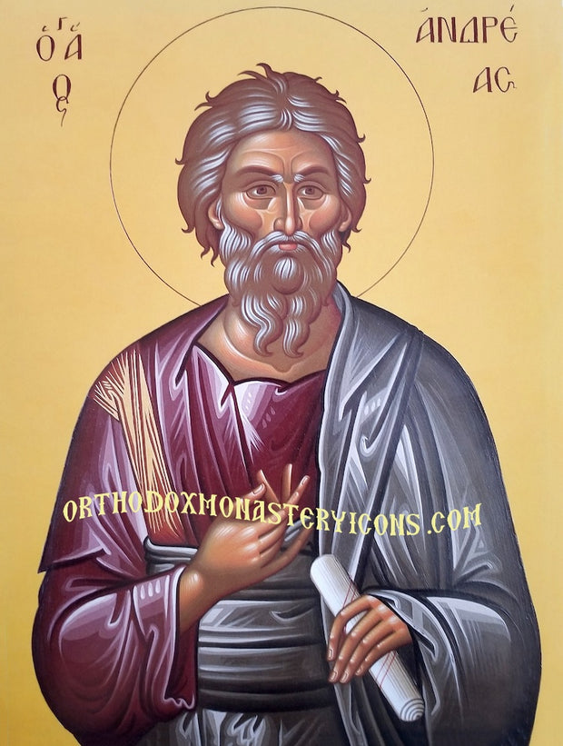 St. Andrew the Apostle icon (2)