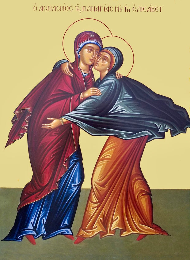 """The Visitation"" icon"