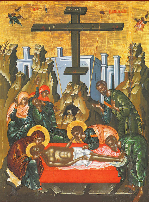 Deposition from the Cross icon (3)