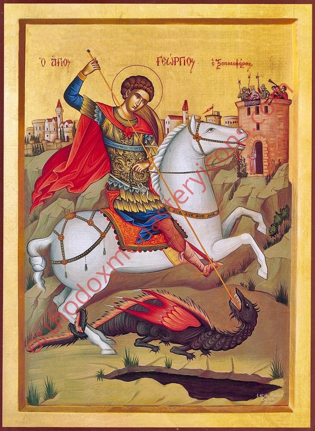 St. George icon(10)