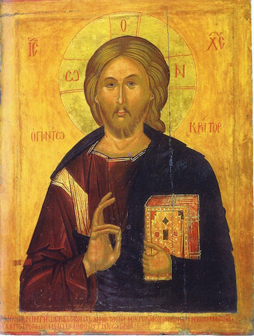 "Jesus Christ ""Pantocrator"" icon (21)"
