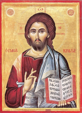 "Jesus Christ ""Pantocrator"" icon(30)"