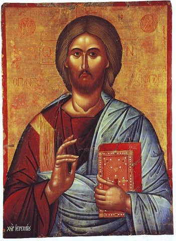 "Jesus Christ ""Pantocrator"" icon (13)"